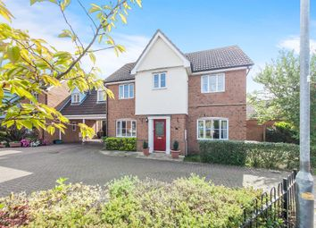 Thumbnail 5 bedroom detached house for sale in Regimental Way, Dovercourt, Harwich