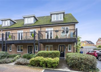 Thumbnail 4 bed end terrace house for sale in Alderbank Drive, Godalming, Surrey