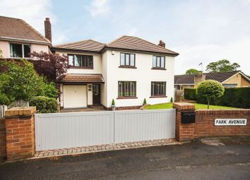 Thumbnail 4 bedroom detached house for sale in Park Avenue, Sprotbrough, Doncaster, South Yorkshire