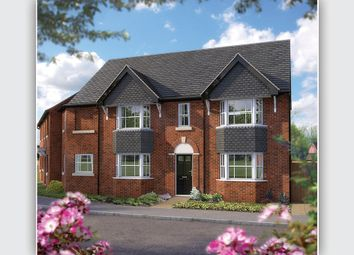 "Thumbnail 3 bedroom semi-detached house for sale in ""The Admington"" at Bishopton Lane, Bishopton, Stratford-Upon-Avon"