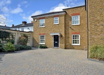 Thumbnail 4 bedroom semi-detached house for sale in Weston Park Close, Thames Ditton