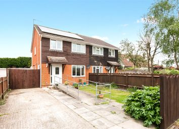 Thumbnail 3 bed semi-detached house for sale in Woodside Road, Beare Green, Dorking, Surrey