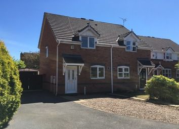 Thumbnail 2 bed property to rent in Mountsorrel, Loughborough