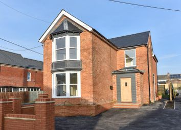 Thumbnail 4 bed detached house to rent in Old Winton Road, Andover