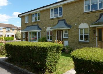 Thumbnail 2 bed terraced house to rent in Hart Close, New Milton