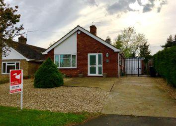 Thumbnail 3 bed bungalow for sale in Station Road, Halton Holegate, Spilsby