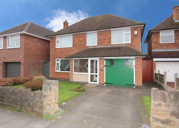 Thumbnail 4 bed detached house for sale in Ranmore Close, Bramcote, Nottingham