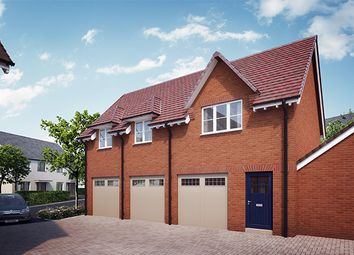 "Thumbnail 2 bed flat for sale in ""Coach House"" at William Morris Way, Tadpole Garden Village, Swindon"