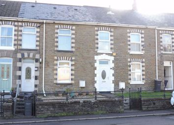 3 bed terraced house for sale in Heol Y Gors, Cwmgors, Ammanford SA18