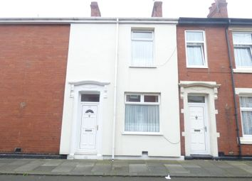 Thumbnail 2 bed terraced house for sale in Beaumont Street, Blyth