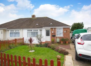 Thumbnail 2 bedroom semi-detached bungalow for sale in Poplar Drive, Herne Bay