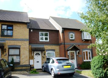 Thumbnail 2 bed terraced house to rent in Langham Drive, Rayleigh, Essex