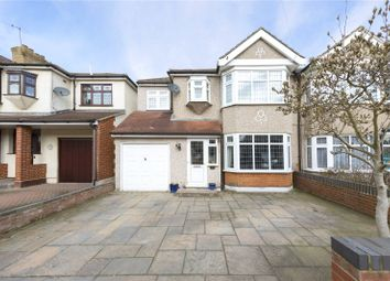 Thumbnail 4 bed semi-detached house for sale in Coniston Avenue, Upminster