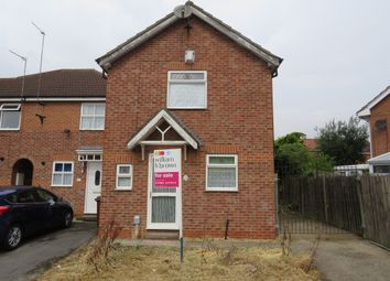 Thumbnail 3 bedroom end terrace house for sale in Wingfield Road, Hull