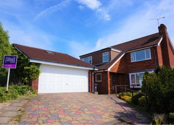 Thumbnail 4 bed detached house for sale in Hickory Close, Honiton