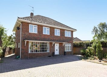 Thumbnail 4 bed detached house for sale in Halliford Road, Sunbury-On-Thames