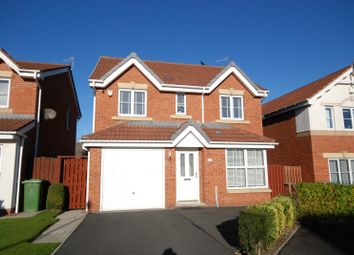 Thumbnail 4 bed detached house for sale in Manor Gardens, Wardley, Gateshead