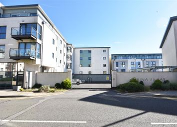 Thumbnail 1 bedroom flat for sale in Trawler Road, Maritime Quarter, Swansea