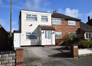 Thumbnail 4 bed semi-detached house for sale in Prenton Hall Road, Prenton, Merseyside