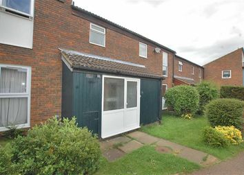 Thumbnail 3 bedroom terraced house to rent in Skipton Close, Hertford Road, Stevenage, Herts