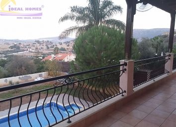 Thumbnail 5 bed detached house for sale in Akrounta, Limassol, Cyprus