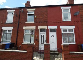 Thumbnail 2 bed terraced house to rent in Welland Street, Stockport