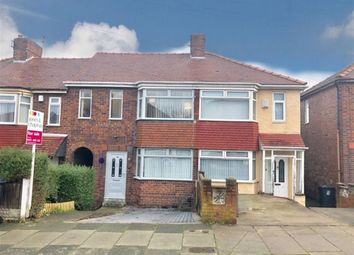 Thumbnail 2 bed semi-detached house for sale in Challis Street, Birkenhead