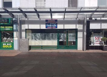 Thumbnail Retail premises for sale in Stepney Street, Llanelli, Carmarthenshire