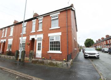 Thumbnail 3 bed terraced house for sale in Well Street, Biddulph, Stoke-On-Trent