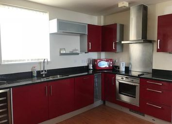 Thumbnail 3 bed flat to rent in Trawler Road, Maritime Quarter, Swansea