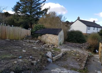 Thumbnail Land for sale in Hallaze Road, Penwithick