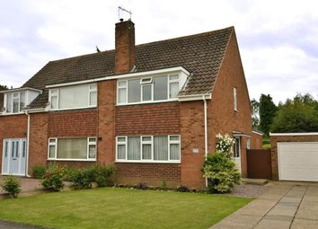 Thumbnail 3 bed semi-detached house for sale in Morris Way, London Colney, St.Albans
