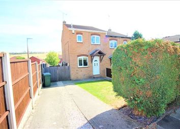 Thumbnail 2 bed semi-detached house to rent in Helmsley Close, Sheffield