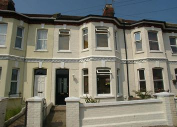 Thumbnail 4 bed terraced house for sale in Lennox Road, Worthing, West Sussex