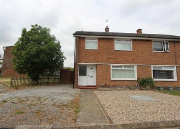 Thumbnail 3 bed semi-detached house for sale in Dinsdale Crescent, Darlington