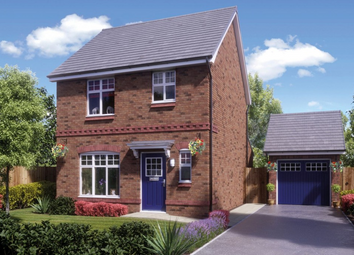 Thumbnail 3 bed detached house for sale in Ngv, Stalisfield Grove, Liverpool, Merseyside