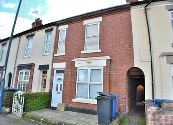 Thumbnail 2 bedroom terraced house for sale in Baker Street, Alvaston, Derby