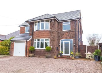 Thumbnail 5 bed detached house for sale in Whitegate Road, Salterswall, Winsford