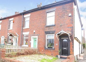 Thumbnail 2 bed end terrace house for sale in Hyde Road, Woodley, Stockport, Cheshire