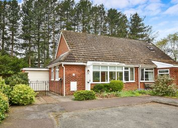 Thumbnail 2 bed semi-detached bungalow for sale in Peakhall Road, Tittleshall, King's Lynn
