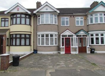 Thumbnail 3 bed terraced house for sale in Norbury Gardens, Chadwell Heath, Romford