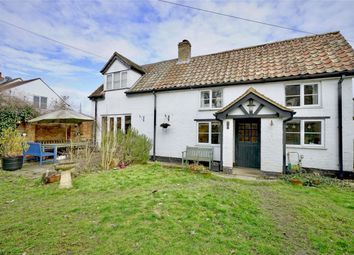 Thumbnail 3 bed detached house for sale in Newtown, Kimbolton, Huntingdon