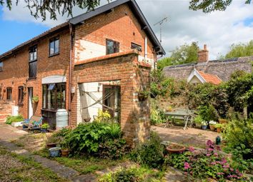 Thumbnail 2 bed semi-detached house for sale in Harleston Road, Fressingfield, Eye