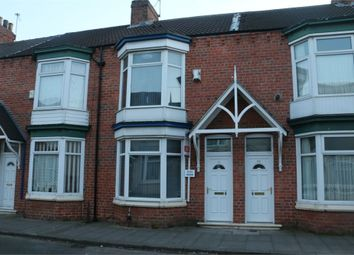 Thumbnail 1 bedroom terraced house to rent in Crescent Road, Middlesbrough