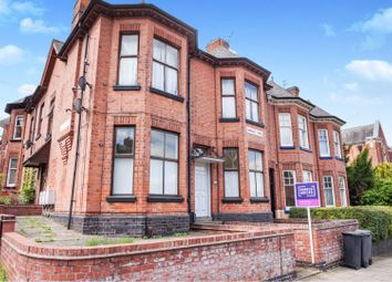 Thumbnail 1 bed flat for sale in 190 Hinckley Road, Leicester
