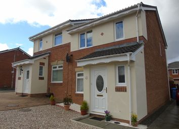 Thumbnail 3 bed semi-detached house for sale in Maple Crescent, Cambuslang, Glasgow