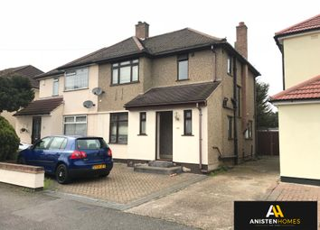 Thumbnail 3 bed semi-detached house to rent in St. Andrews Avenue, Hornchurch, Essex