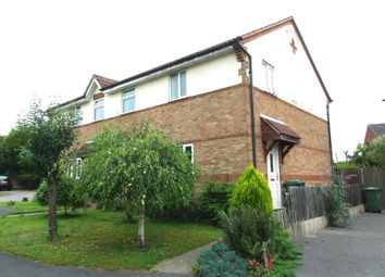 Thumbnail 2 bed town house to rent in Belvoir Way, Somercotes, Alfreton