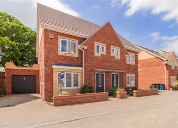 Thumbnail Semi-detached house for sale in Robertson Place, High Wycombe