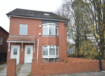 Thumbnail 4 bedroom flat for sale in Addycombe Terrace, Heaton, Newcastle Upon Tyne
